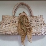 La bag con foulard