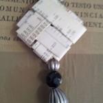 Bijoux di carta e pietra dura