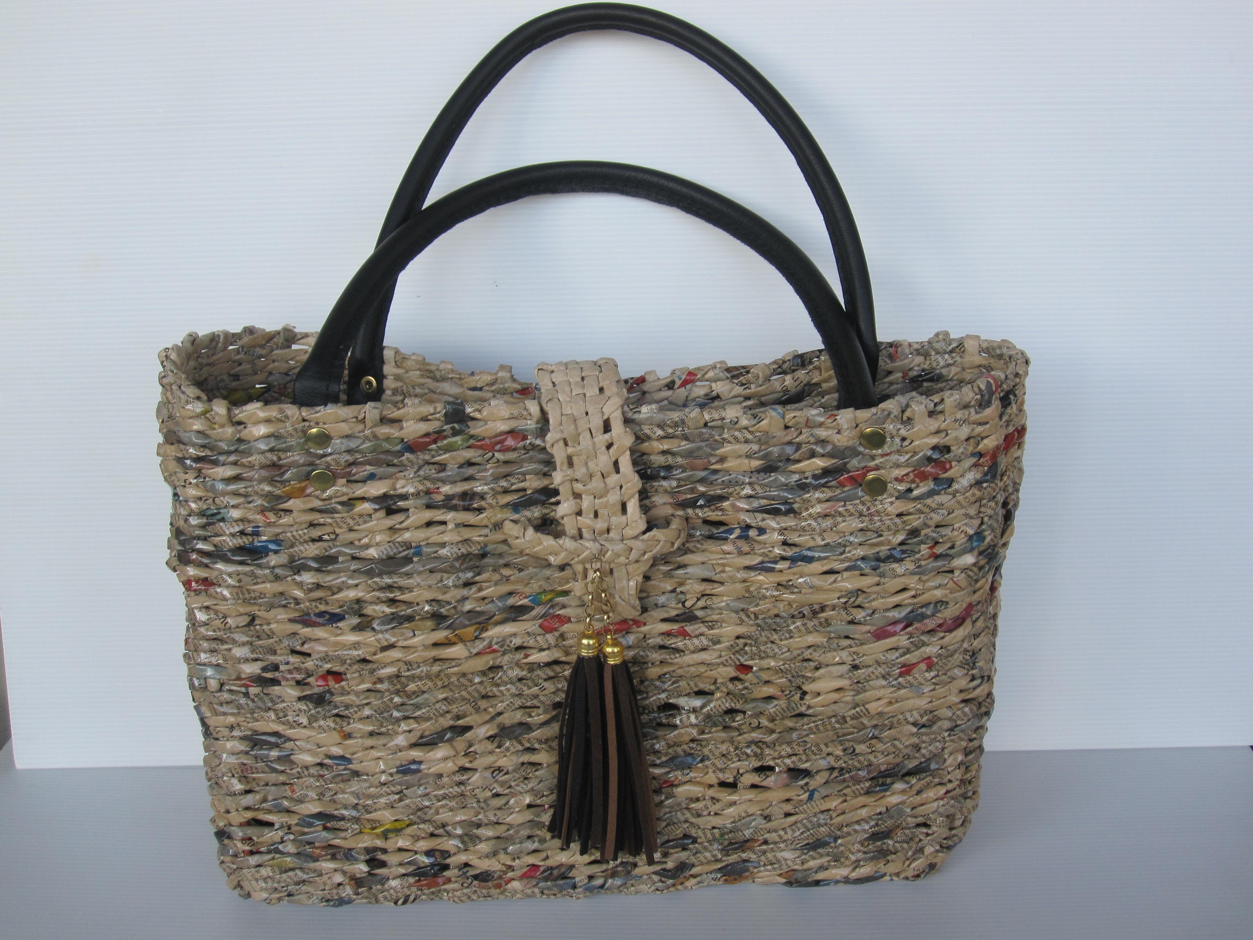 borse carta riciclata