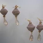 Coppia di orecchini Collezione ONDE