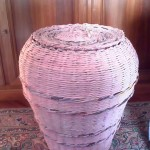 Creestone rosa con torciglioni