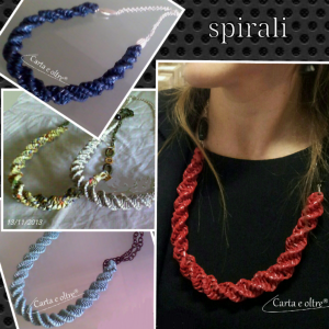 spirale collage