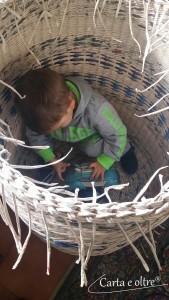 baby nel cesto
